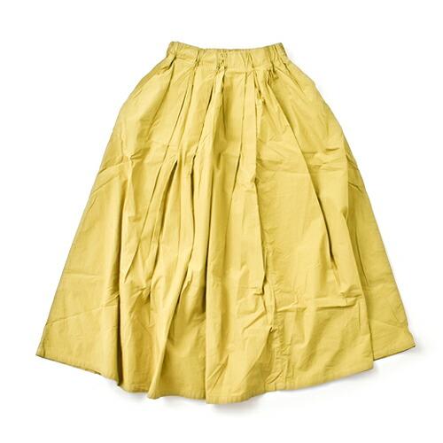 D.M.G(ドミンゴ)<br>50/1タイプライタークロスマキシ丈スカート 17-0429x?