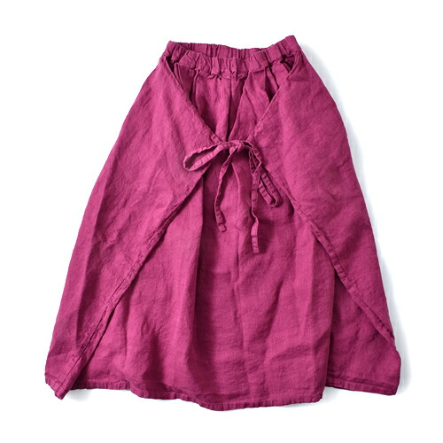 tumugu(ツムグ)<br>ソリトリネンツイル マルチwayスカート tb20222?