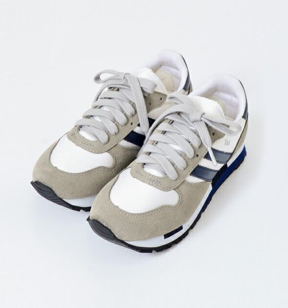"""Sisii Impossible Possibility(シシ インポッシブル ポッシビリティ)<br>レザージョギングスニーカー""""Jogging"""" 988p"""