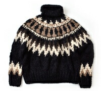 unfil(アンフィル) カシミヤブレンドハンドニットセーター onfl-uw118