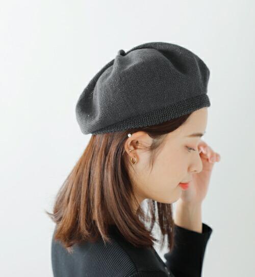 mature ha.(マチュアーハ)<br>トップギャザーリネンベレー mlk-01