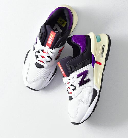 "new balance(ニューバランス)<br>レザースニーカー""MS997"" ms997"