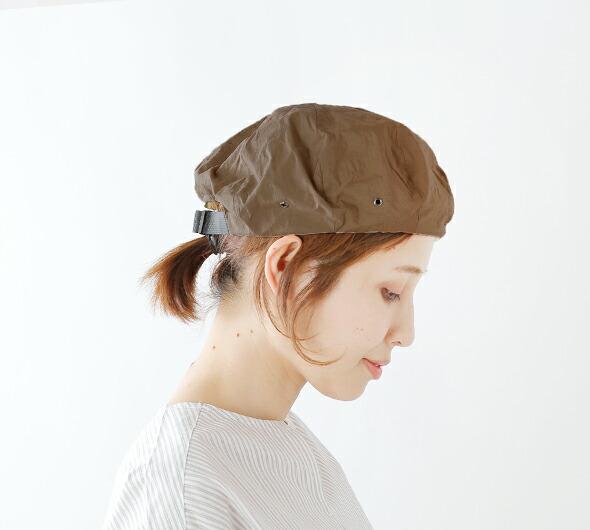 halo commodity(ハロ コモディティー)<br>8パネルソルトベレー帽 h201-511