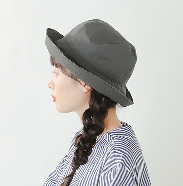 """mature ha.(マチュアーハ)<br>ラミーコットンステッチハット""""stitch hat"""" mas21-12"""