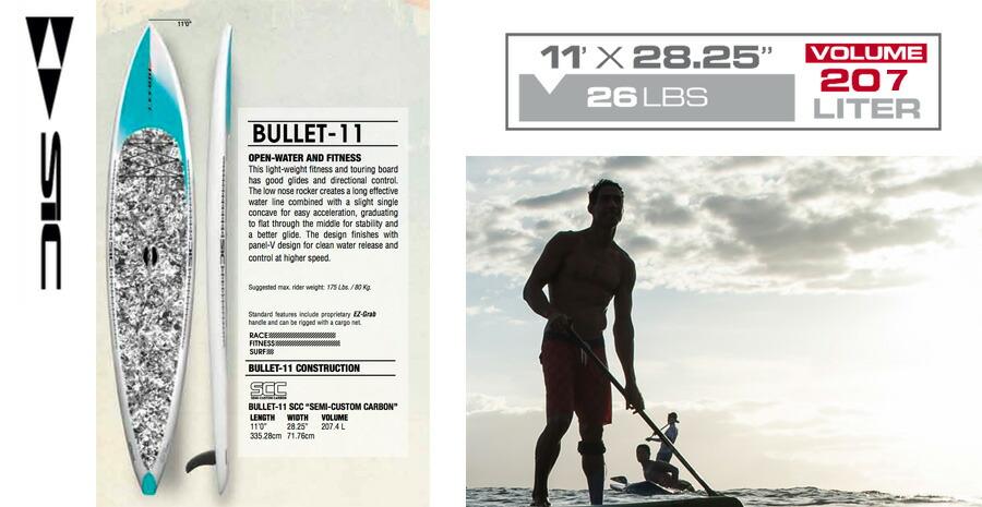BULLETモデル11'0