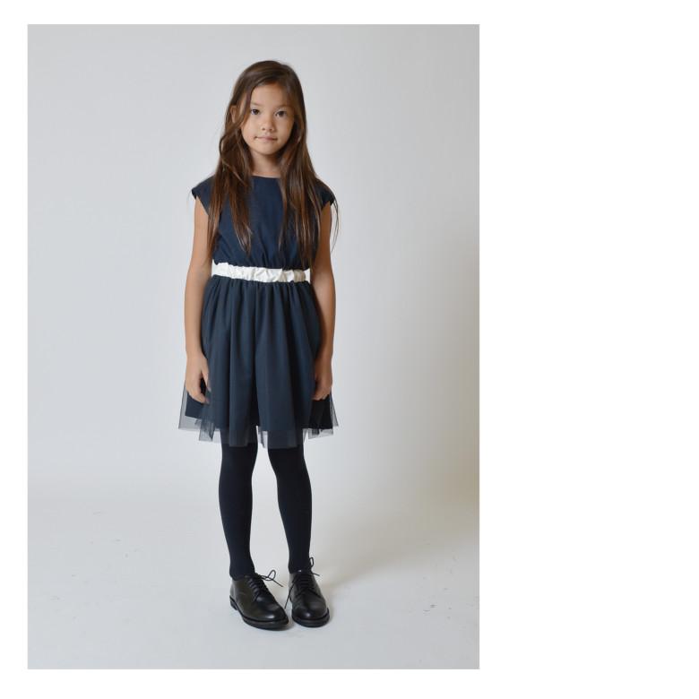 d55d77ece963b 送料無料 ワンピース 女の子 入学式 ジェネレーター フォーマル チュール ...
