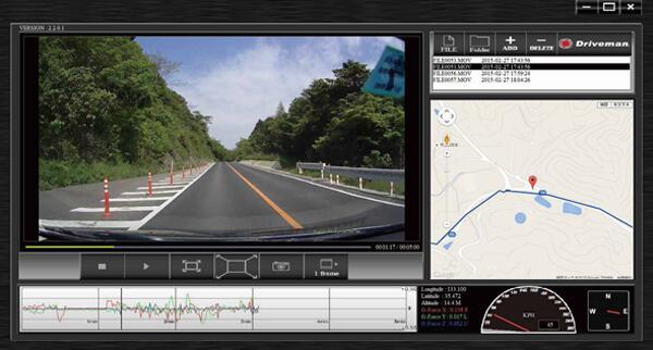 GPSマップビューワー