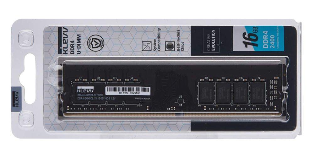 KLEVV IM4AGU88N24-FFFH [DDR4 PC4-19200 16GB]