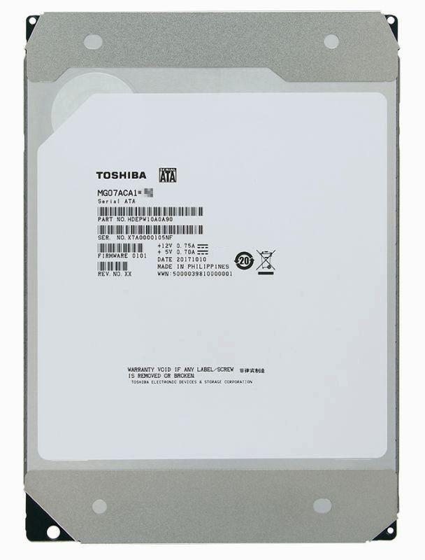 MG07ACA12TE [12TB SATA600 7200] 製品画像
