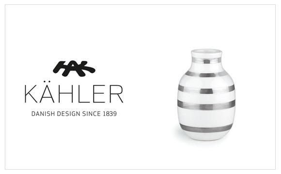 北欧雑貨のarcostore KAHLER(ケーラー)