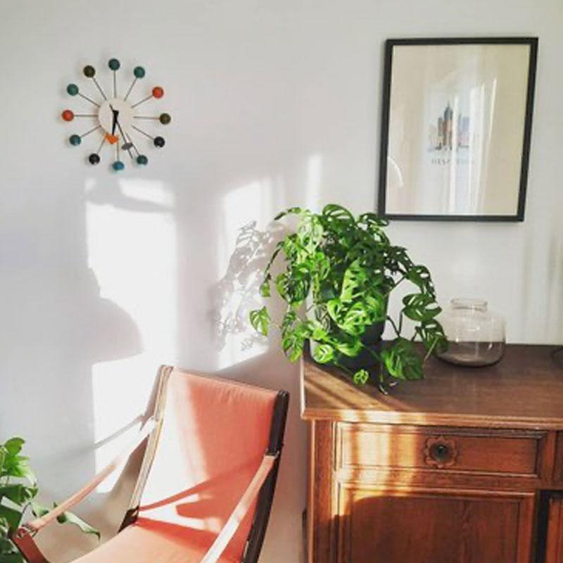 vitra ヴィトラ 北欧雑貨 時計 クロック ボールクロック 壁掛け時計