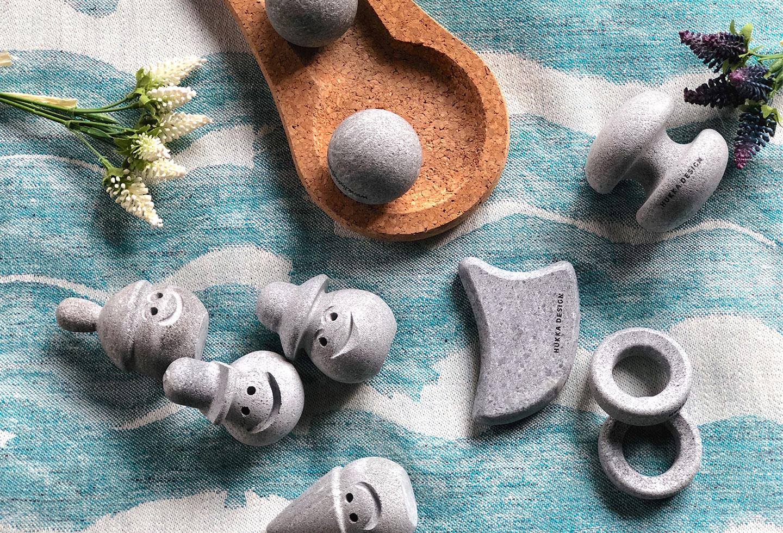北欧デザイン雑貨 天然石 フッカデザイン フィンランド HUKKA DESIGN