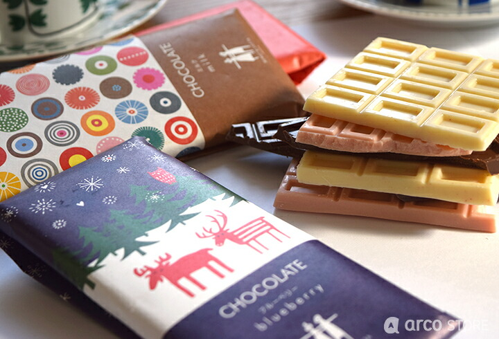 チョコレート 北欧デザイン 北欧雑貨 ベングトアンドロッタ お菓子 スイーツ プレゼント ホワイトデー バレンタイン
