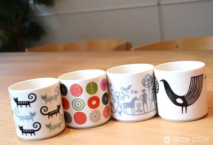 北欧デザイン 北欧雑貨 マグカップ 食器 Bengt&lotta ベングトアンドロッタ