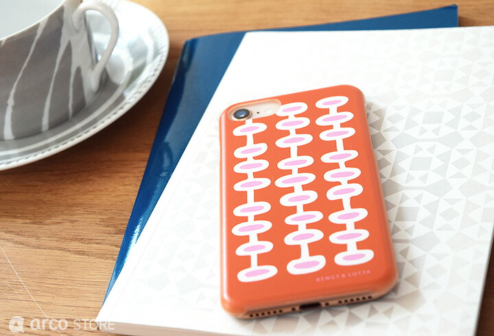北欧雑貨 北欧デザイン スマホケース iphone アイフォン 携帯カバー ベングトアンドロッタ BENGT&LOTTA スウェーデンデザイン