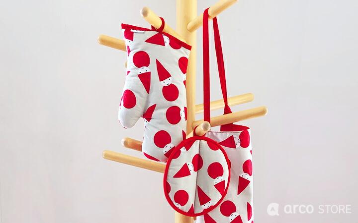 北欧デザイン 北欧雑貨 キッチン エプロン 母の日 aarikka アアリッカ クリスマス プレゼント ギフト