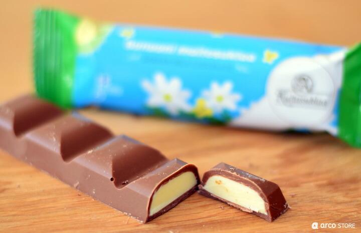 チョコレートバー kultasuklaa  / クルタスクラー ホワイトデーギフトにぴったり バナナミルクチョコレート