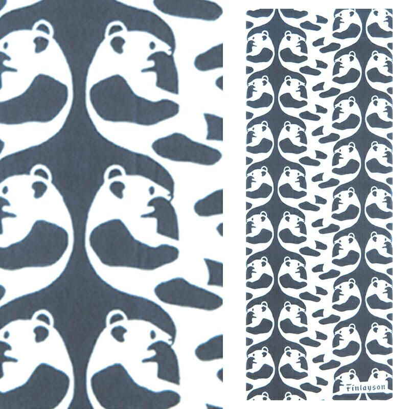 北欧雑貨 北欧デザイン 手拭 てぬぐい Finlayson フィンレイソン かまわぬ 手ぬぐい エレファンティ