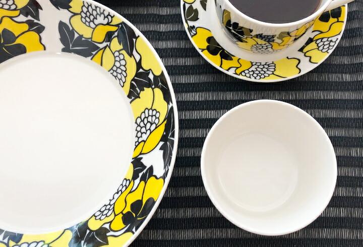 大阪の北欧雑貨アルコストア 北欧デザインの食器 北欧おしゃれキッチン雑貨 200周年Finlayson フィンレイソン プレート お皿 おさら ボウル カップ ソーサー