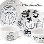北欧雑貨・北欧デザイン ギフトにLisa Larson リサ・ラーソン 食器