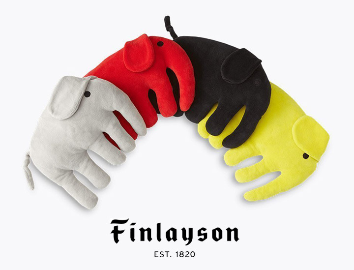 Finlayson フィンレイソン 舟型トート