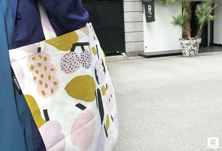 北欧雑貨のアルコストア 北欧デザイン カウニステ Kauniste トートバッグ かばん