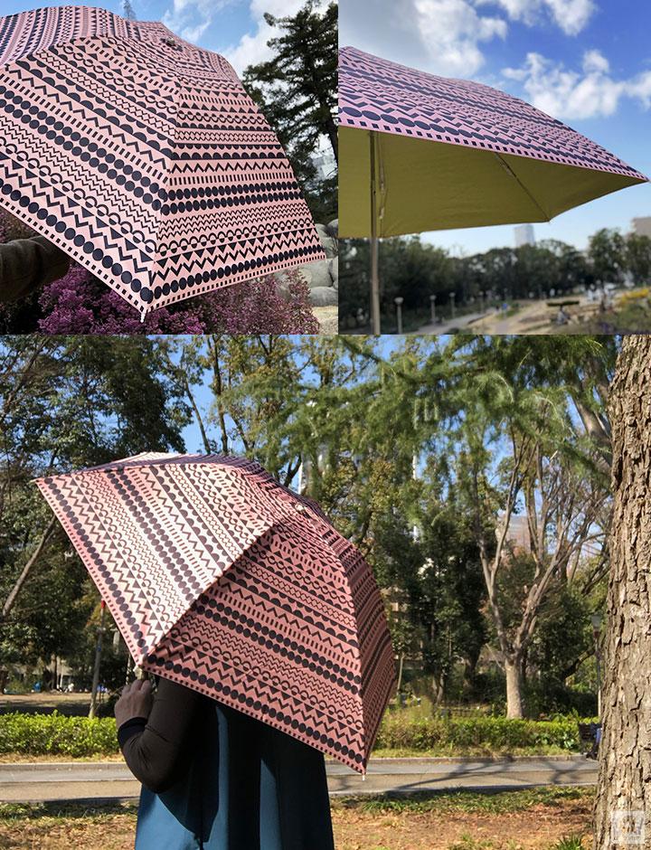 北欧雑貨 北欧デザイン 傘 アンブレラ レイングッズ 雨具 折りたたみ コルコ korko