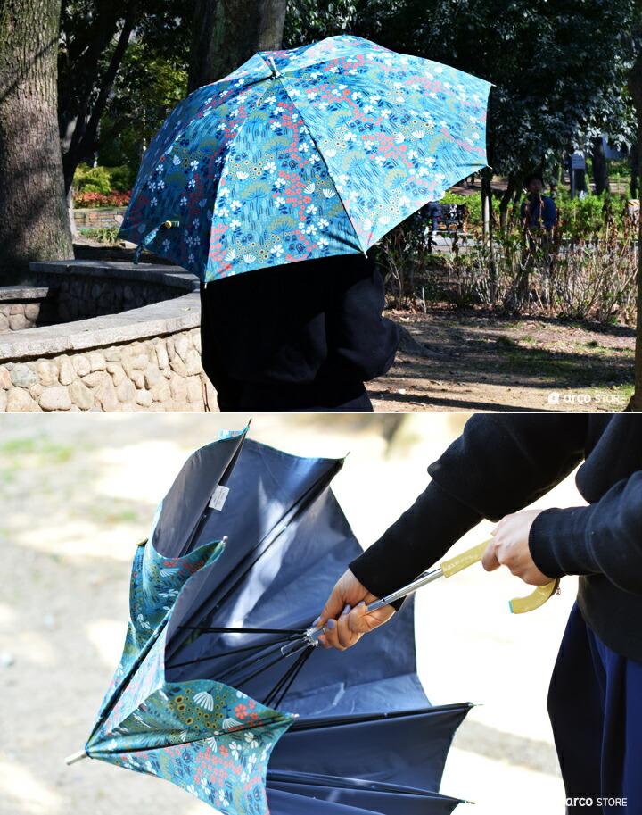 北欧デザイン korko コルコ 晴雨兼用傘