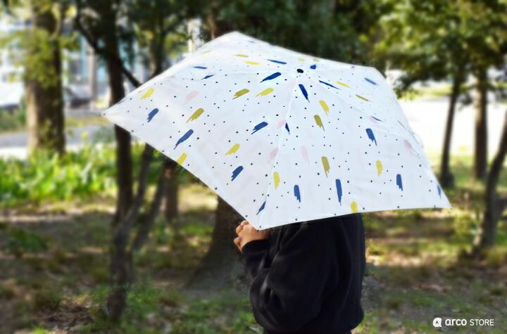 北欧デザイン korko コルコ 折りたたみ傘 雨傘