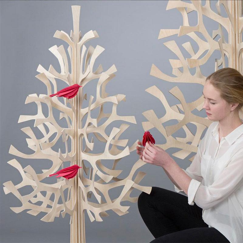 lovi ロヴィ クリスマスツリー もみの木 オーナメント 北欧雑貨 プレゼント ギフト クリスマス