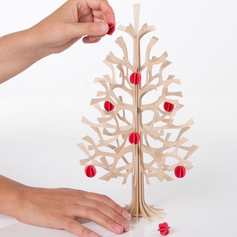 Lovi ロヴィ クリスマスツリー 北欧雑貨 もみの木 オーナメントカード