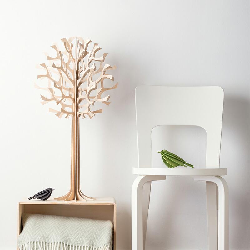北欧雑貨 北欧デザイン クリスマスツリー ロヴィツリー lovi フィインランド 白樺プライウッド ポストカード