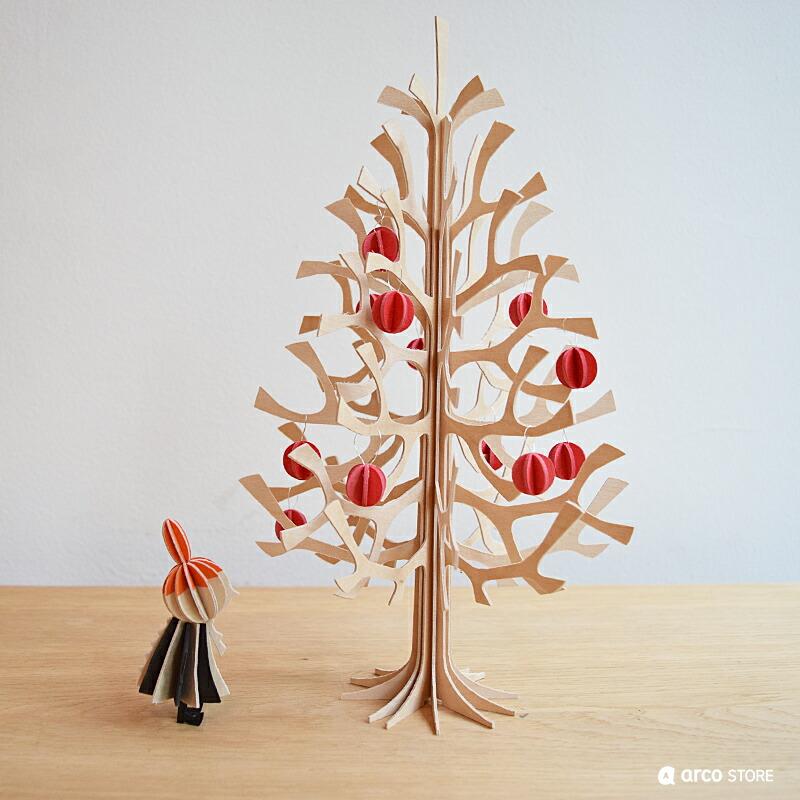 北欧雑貨 北欧デザイン アルコストア arcostore lovi クリスマスツリー ロヴィ 白樺 置物 オブジェ  北欧インテリア
