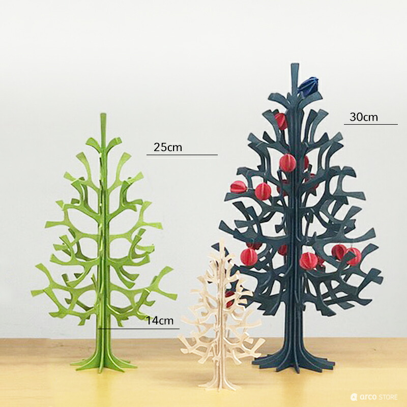 Lovi ロヴィ クリスマスツリー オーナメントカード