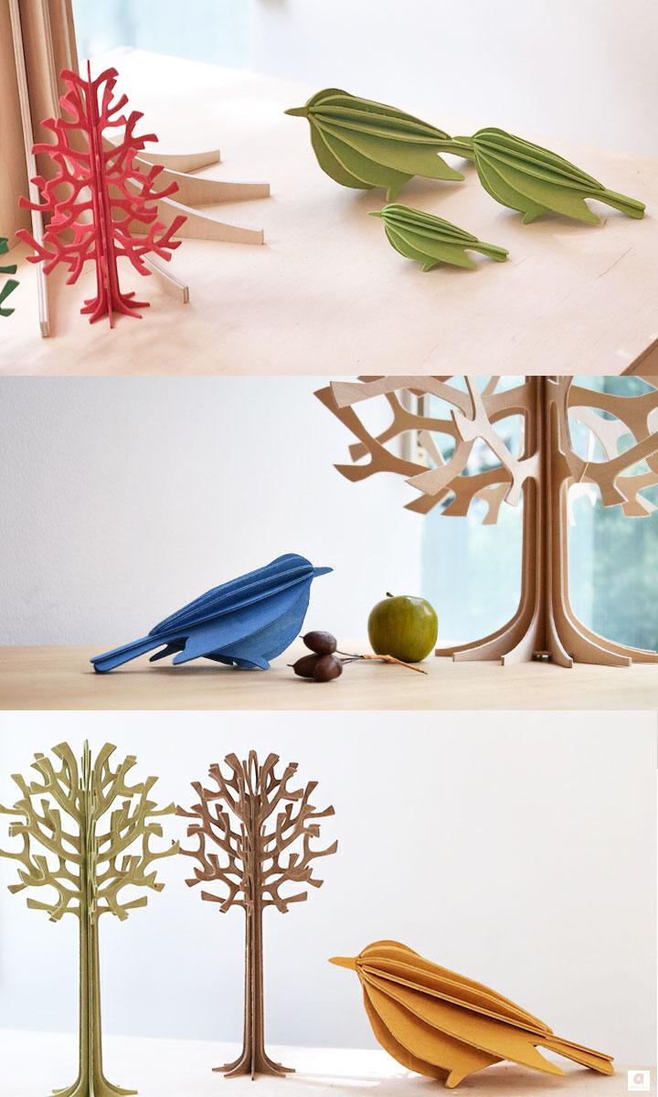 北欧雑貨 北欧デザイン Lovi ロヴィ ロビ ムーミン moomin オーナメントカード クリスマス ポストカード