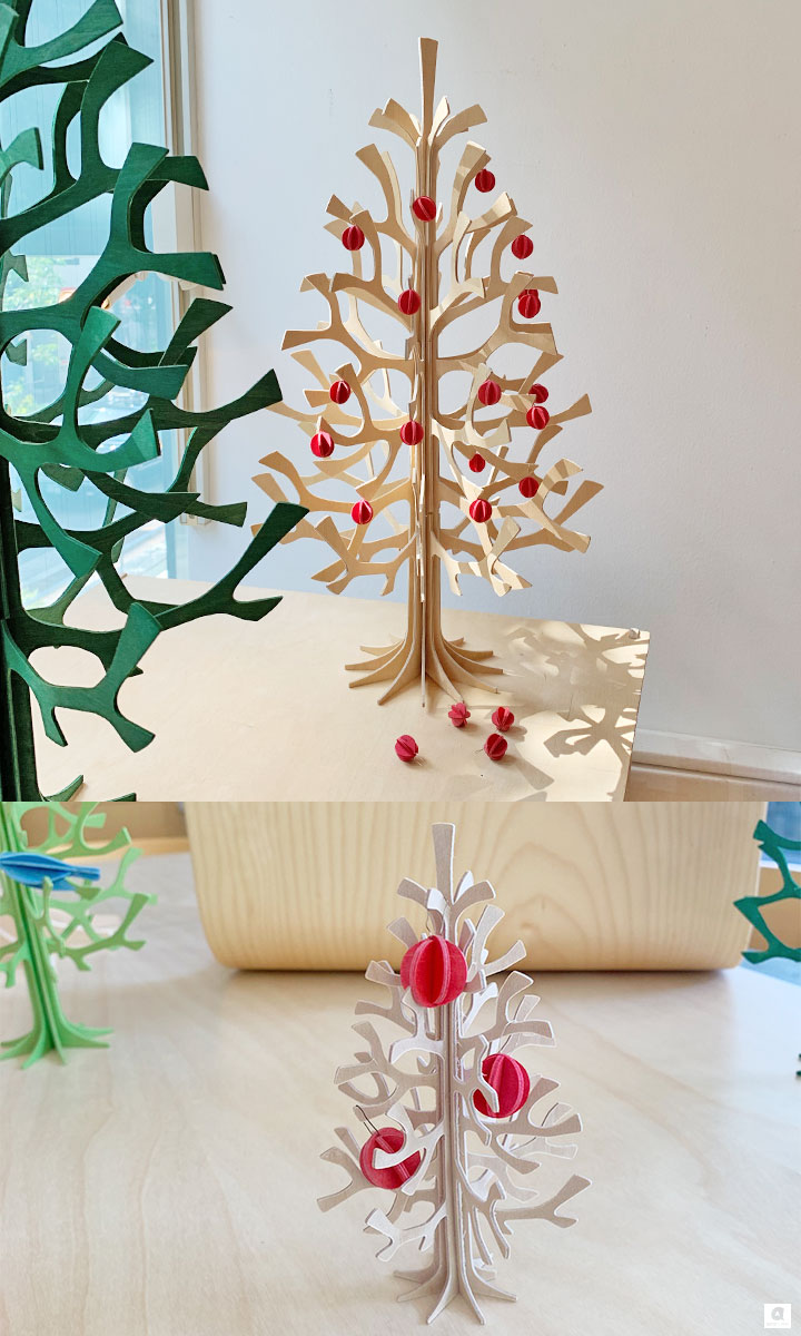 北欧雑貨 北欧デザイン Lovi ロヴィ ロビ moomin オーナメントカード クリスマス ポストカード