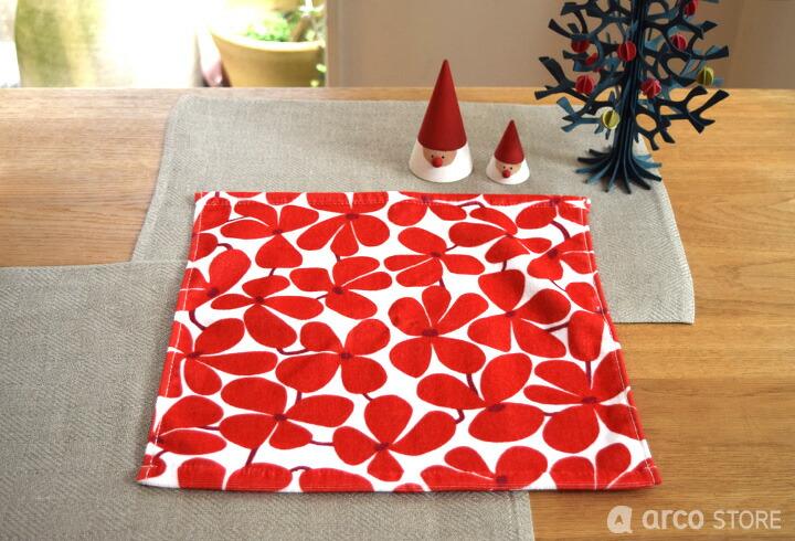 北欧デザイン 北欧雑貨 タオル オプトデザイン リンドベリ クリスマス プレゼント ギフト