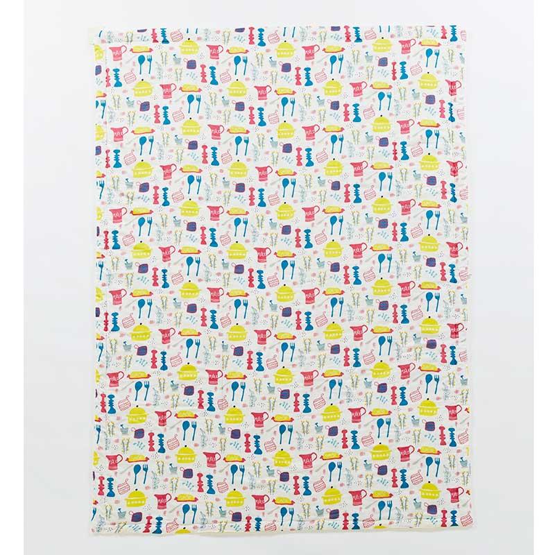 北欧雑貨 北欧デザイン 寝具 ベッド ブランケット SPC スカンジナビアン パターン コレクション テキスタイル