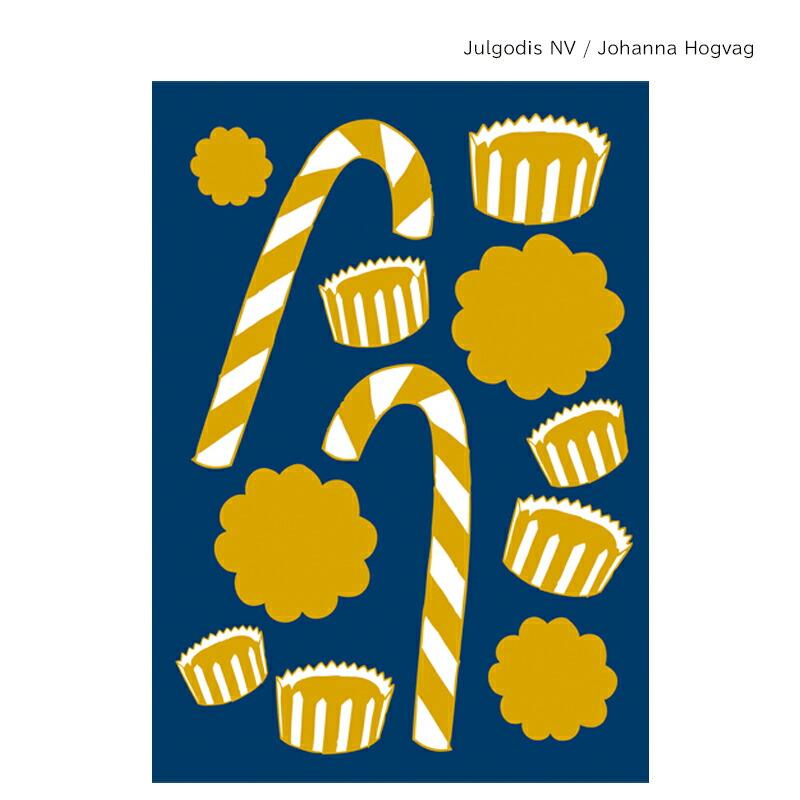 北欧雑貨 北欧デザイン クリスマスカード ポストカード