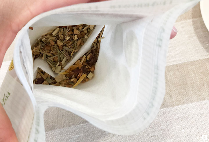 北欧 有機ハーブティー 紅茶 お茶 TEA BREWER ギフト プレゼント