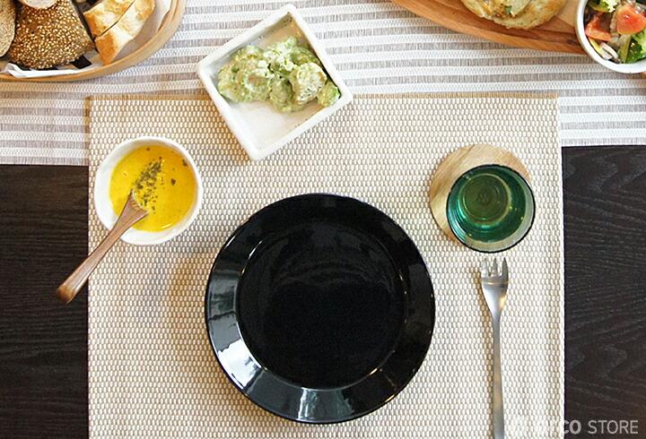 テーブルマット ランチョンマット 北欧雑貨 WOODNOTES ウッドノーツ テーブルランナー