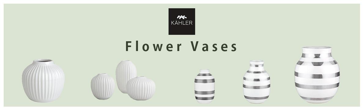 北欧雑貨 アルコストア arcostore 花瓶 ベース 北欧インテリア ケーラー KAHLER