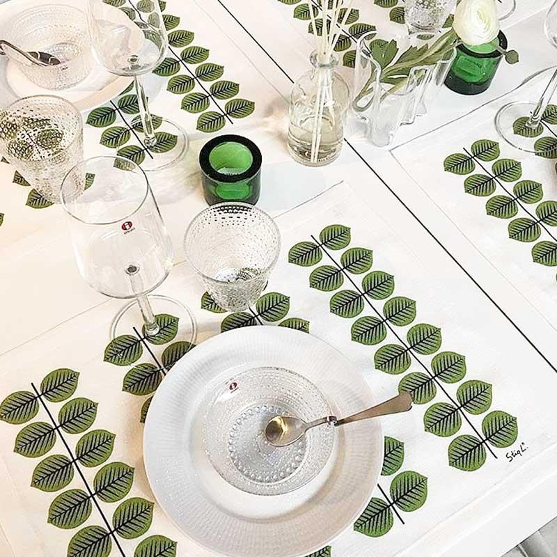 北欧デザイン スティグ・リンドベリ stig lindberg ベルサ bersa テーブルマット ランチョンマット