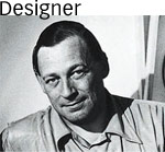 デザイナー Alvar Aalto (アルヴァ・アアルト)/1898-1976