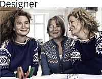 デザイナー スティーナ・ヴィルセン、カーリン・ヴィルセン、アンナ・へーリング