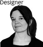 デザイナー Julia Heurling ユリア・ヘウリング