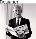 デザイナー Olle Eksell  オーレ・エクセル / 1918-2007