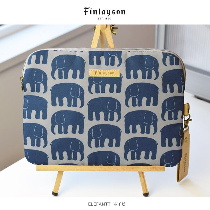 北欧デザイン Finlayson フィンレイソン ベネリック ミニポーチ