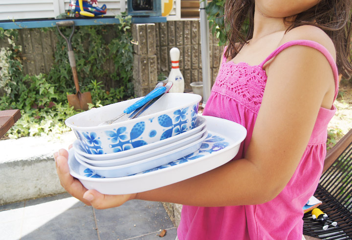 スティグリンドベリ メラミン食器 BLUES ブルー グスタフスベリ復刻版 optodesign オプトデザイン