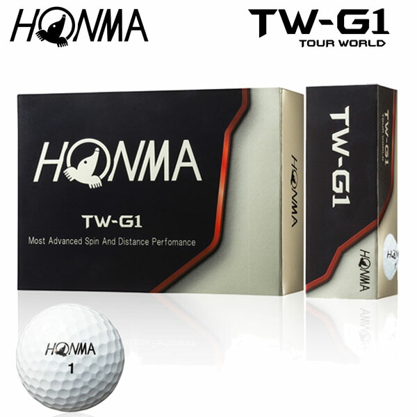 HONMA GOLF TW G1 BALL